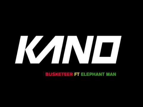 Kano - Busketeer (Ghetto Yout Fi Rich) feat. Elephant Man (Prod. Benga)