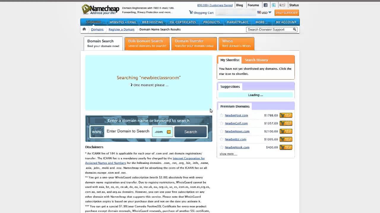 Hostgator domain name coupons