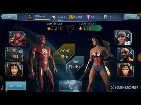 Injustice 2 Infinite Combo Glitch!!!!
