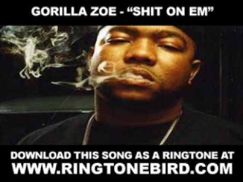 Gorilla Zoe - Shit On Em [ New Video + Lyrics + Download ]