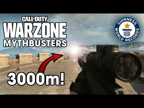 World Record Sniper