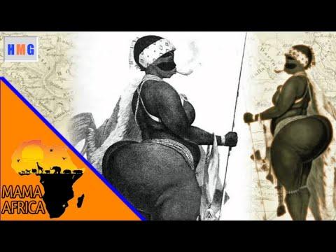 Download Kutana na SARAH BAARTMAN  mwanamke halisi aliyepitia mengi sana mwenye shepu hatari