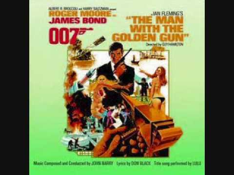 The Man with the Golden Gun (Jazz Version)