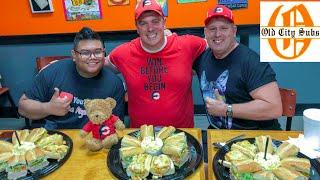Giant Sandwich Challenge with Randy Santel