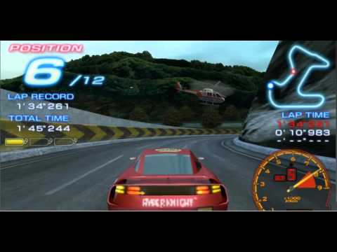 RIDGE RACERS2  ,Game balap mobil dgn PPSSPP di Pc/Android