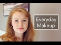 EVERYDAY MAKEUP ROUTINE | Rebecca Sophie