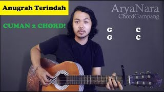 Chord Gang Anugrah Terindah Sheila On 7 by Arya Nara Tutorial Gitar Untuk Pemula