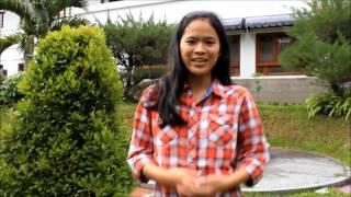 Indonesian Youth Dream YAD2017 (Wulan Fitri Utami STIE Indonesia Membangun Bandung)