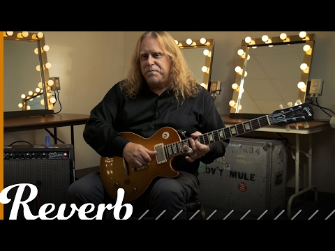Warren Haynes on Slide Guitar in Standard Tuning | Reverb Interview
