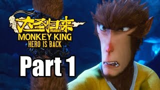 Monkey King: Hero is Back (2019) PS4 PRO Gameplay Walkthrough Part 1 (No Commentary)
