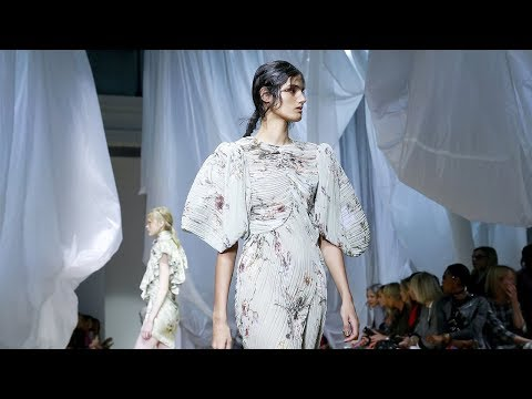 Preen by Thornton Bregazzi | Spring Summer 2019 Full Fashion Show | Exclusive