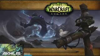 warcraft legion m 9 eye of azshara time clear bm hunter pov