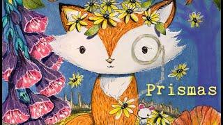 Prismacolor Coloring Set Review and SURPRISE~!