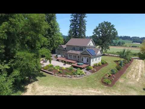 Gorgeous Country home in North Plains, Oregon | Oregon real estate and country properties