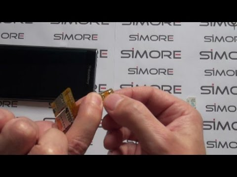 Blackberry priv triple sim adaptateur triple carte sim for Adaptateur chaise pour bb