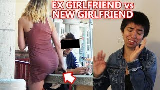 Will your Boyfriend Choose His Ex Girlfriend? | To Catch a Cheater