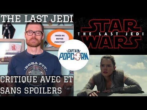 Star Wars 8 The Last Jedi : Origines d'une frustration en streaming