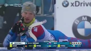 Hier sehen sie den kompletten sprint über 10 kilometer der herren beim biathlon-weltcup in oberhof. 11.01.2019 | bild & ton zdf-sport
