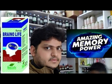 How to improve memory power and concentration by Homeopathic medicine?explain!