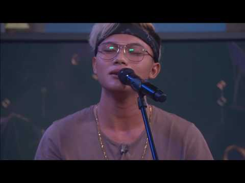 Cukup tau - Rizky Febian (Live at NET Goes to 4.0)
