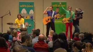"""Will's Jams performs """"Just Imagine"""" live"""