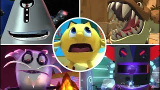 Pac-Man and the Ghostly Adventures 2 All Bosses | Final Boss (PS3, X360, WiiU)