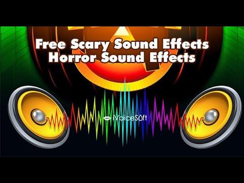 free halloween sound effects # 1