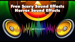 Halloween sound effects - 1 hour long [Download Mp3]