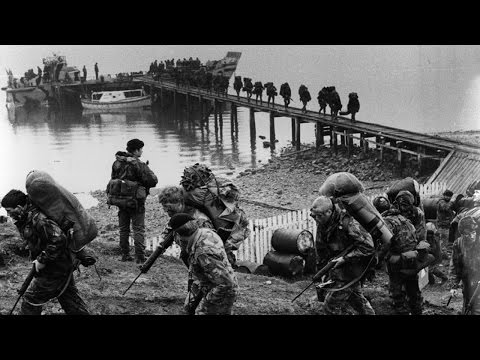 Review of Falkland Islands War in1982 between Argentina and Great Britain 奪島之戰 回望英阿馬島戰爭