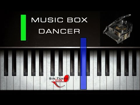 Music Box Dancer / Easy / PianoS