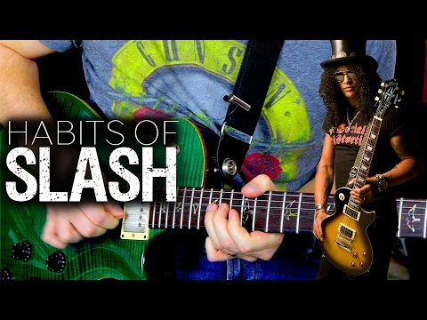 Habits of Slash