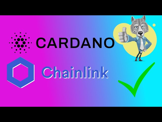 CARDANO x CHAINLINK Partnerschaft | Was bedeutet das?