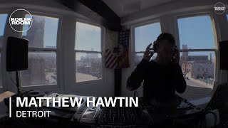 Matthew Hawtin Boiler Room Detroit DJ Set