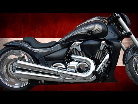 suzuki intruder m1800r boulevard m109r 39 golden fury. Black Bedroom Furniture Sets. Home Design Ideas