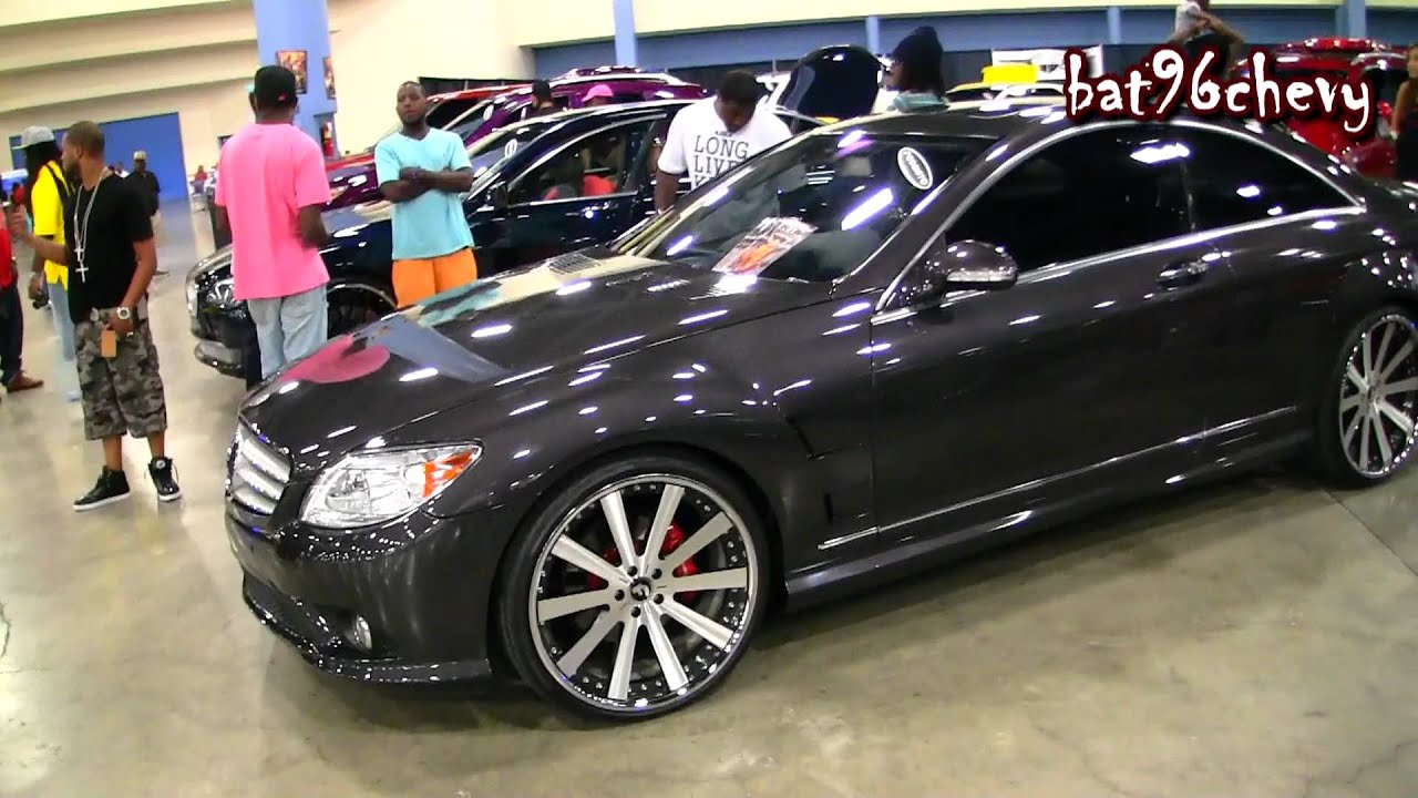 Mercedes Benz Cl63 Amg Lorinser Coupe On 22 Quot Forgiatos