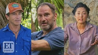 Jeff Probst, Kellee Kim React To Dan's Removal From 'Survivor'