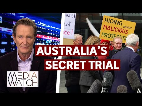 Bernard Collaery, Witness K and the trial the media can't cover | Media Watch
