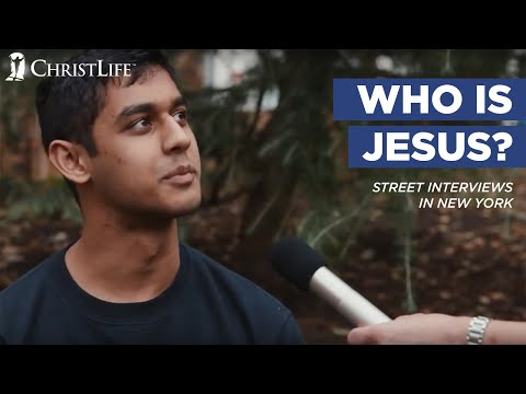 Who is Jesus? (NY Street Interviews)