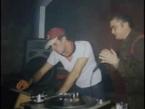 Dj Kristian Caggiano & Makò Metropolis 12-12-1997
