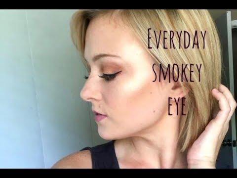 EVERYDAY SMOKEY EYE | Dani Martin