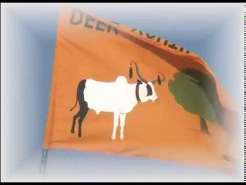 Adut Akech Manyang (Wut Koch) and Ariik Aguto (Wut Deer)'s Thiek at Thou Awai