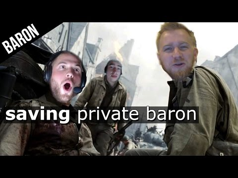 Saving Private Baron!  (Heroes & Generals)