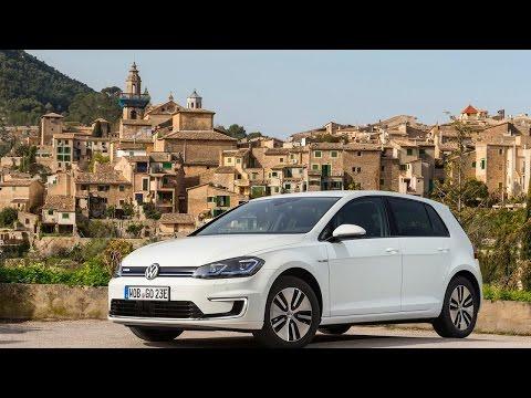 Hot News Volkswagen e Golf 2017