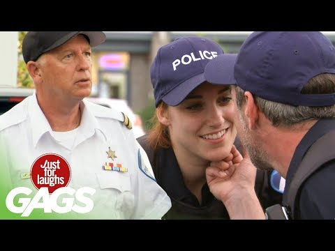 Police Officers Fall in Love While on Duty