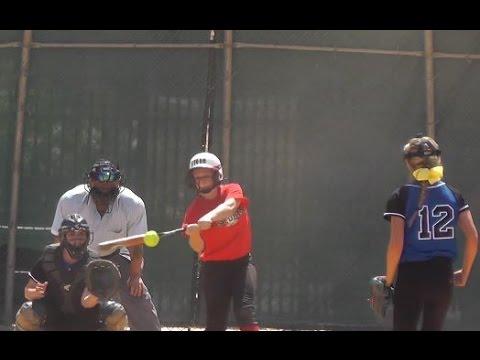 Fast Pitch Travel Softball Showcase Tournament. Emily Burrow GOHS Class of 2017 Shortstop