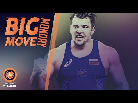 Big Move Monday -- Sergey SEMENOV (RUS) -- 2017 Greco-Roman World Cup