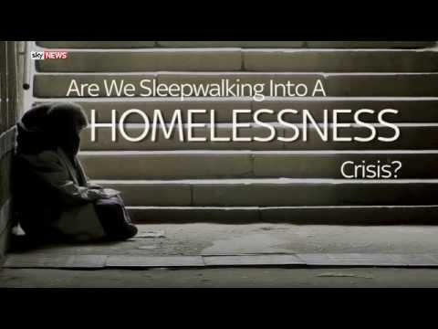 Homelessness In Britain: The Facts