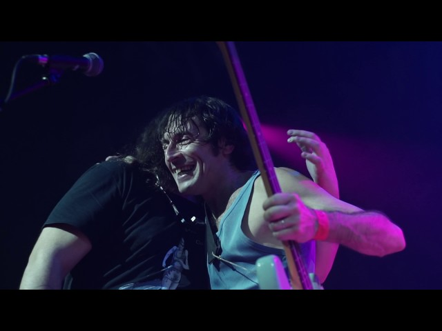 The Zen Circus feat. Blindur - Ragazzo Eroe (Alcatraz-Milano 07/12/2016)