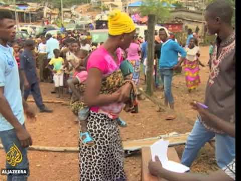 Brother Foday Ajamu Mansaray On The Sierra Leone Mudslide
