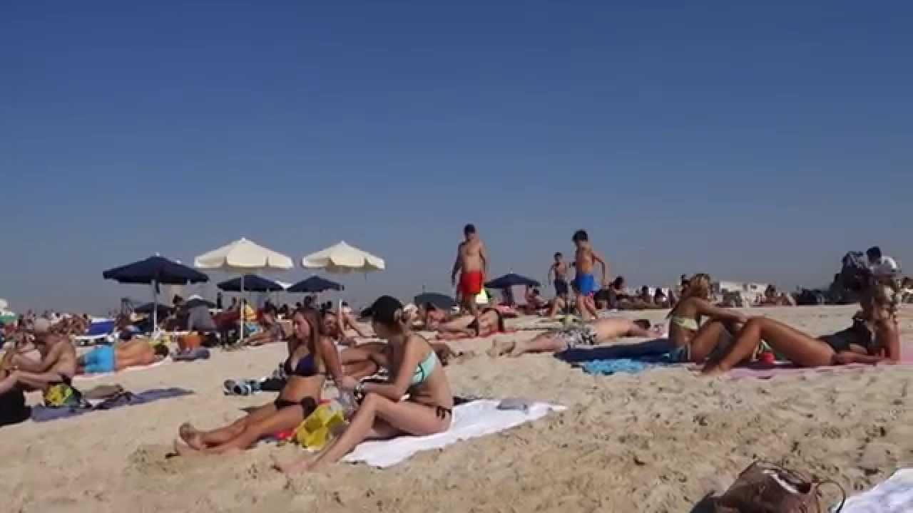 Kite Beach Dubai January 2015 Youtube